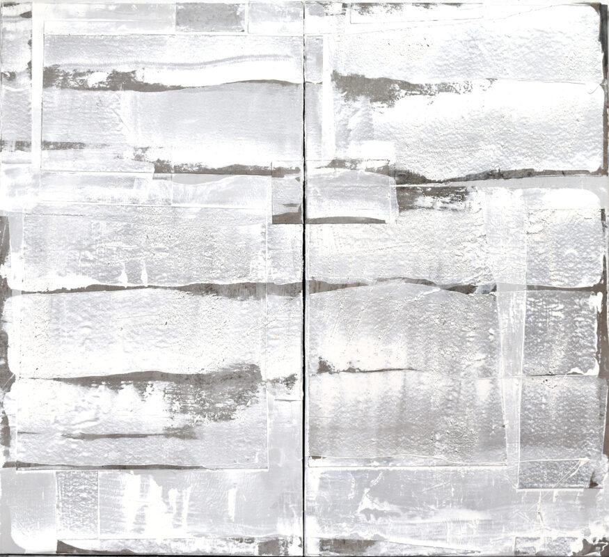 Skrift, 200x220cm, 2015