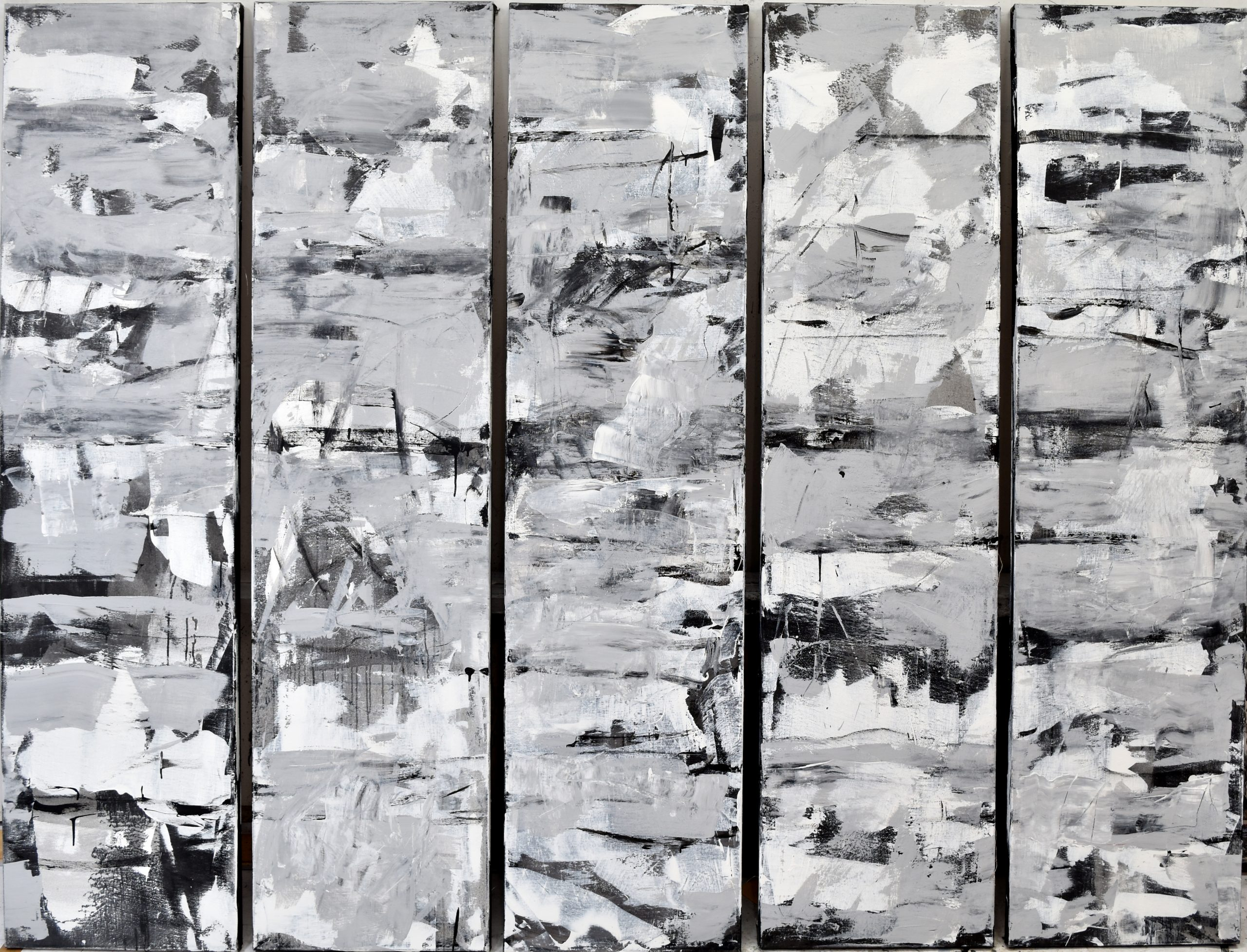 Livelje, 200x270 cm, 2016